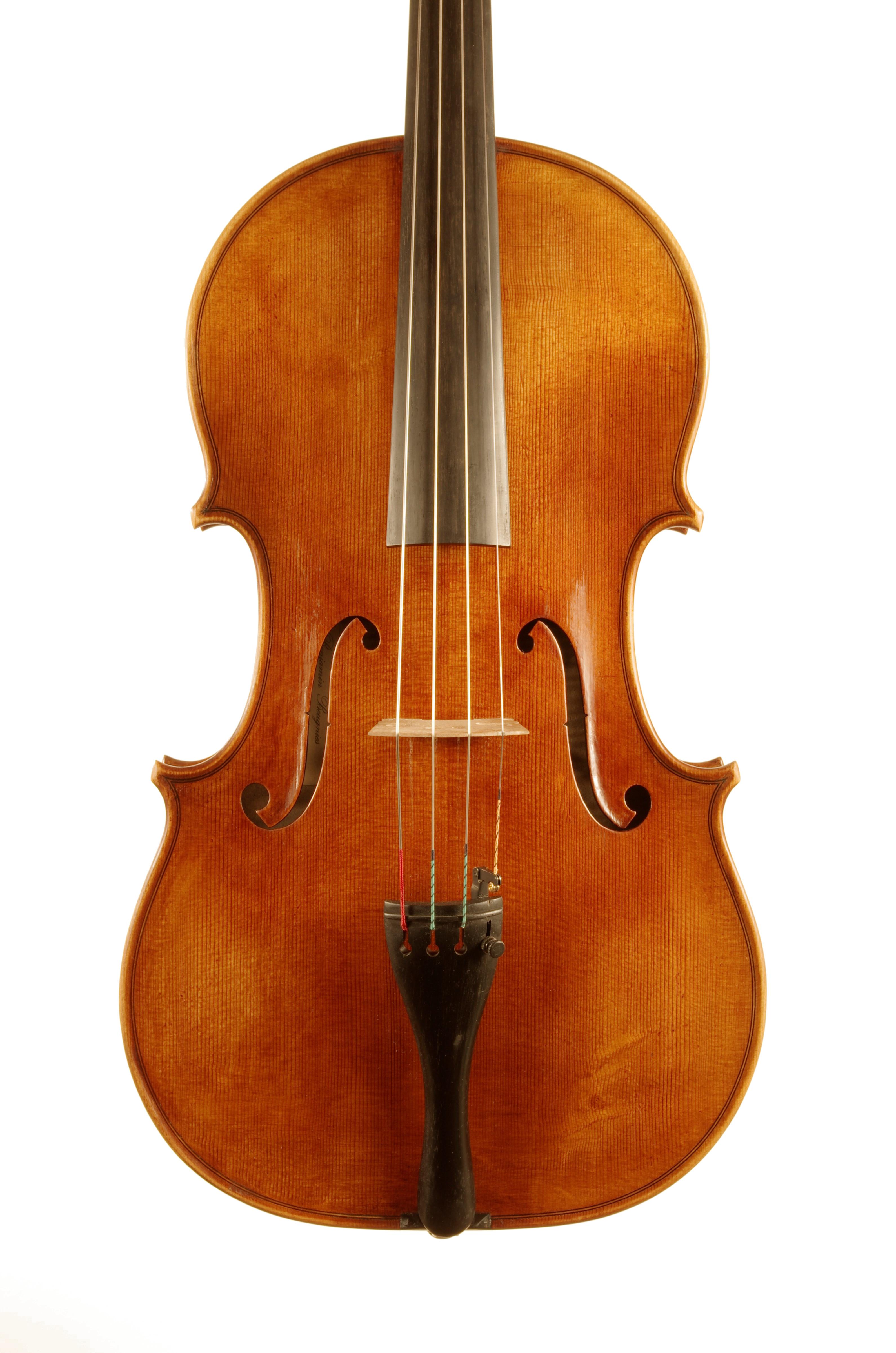 Alto 41.5 - Luthier Benjamin Beugnies
