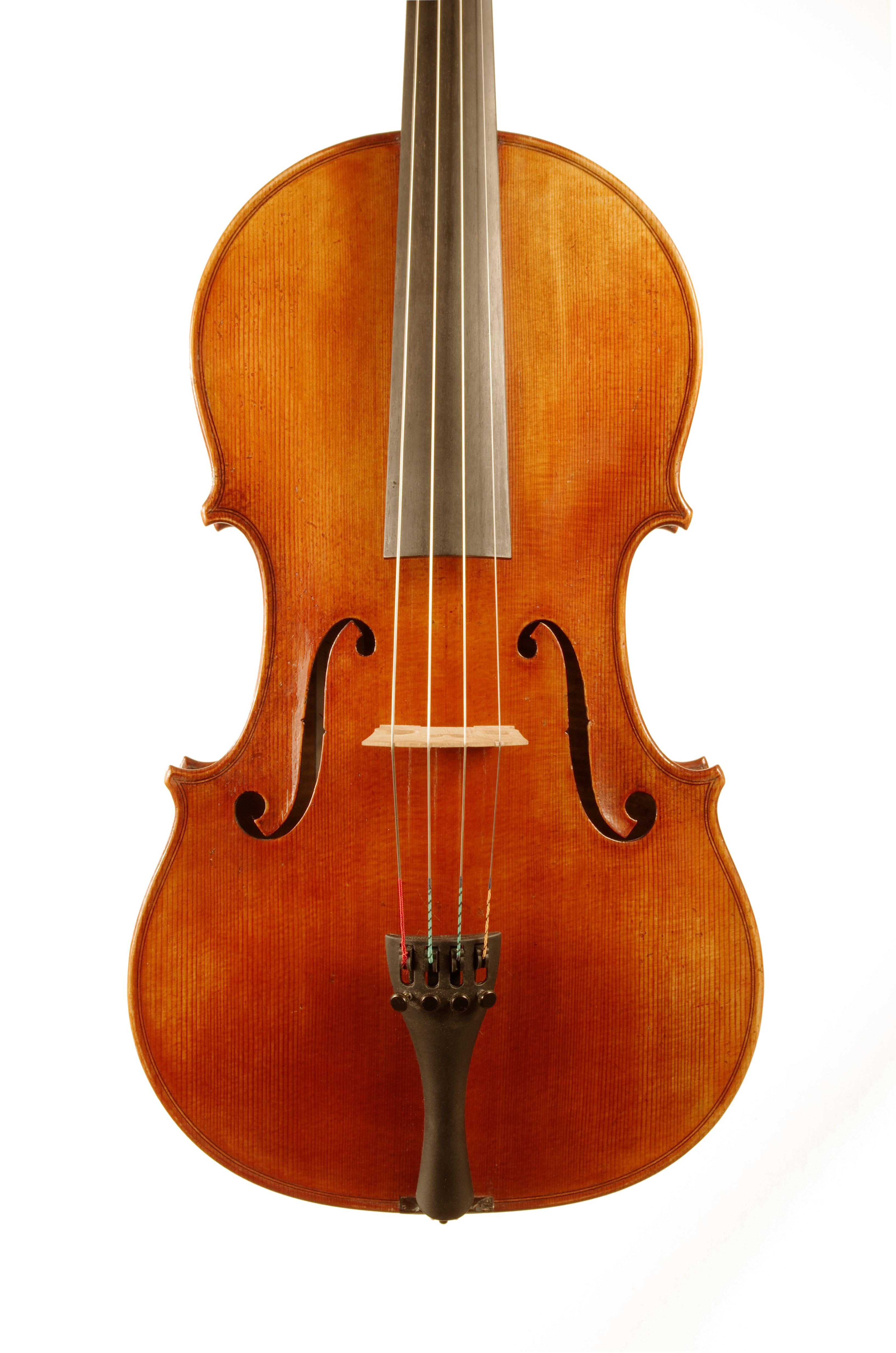 Petit Alto - Luthier Benjamin Beugnies