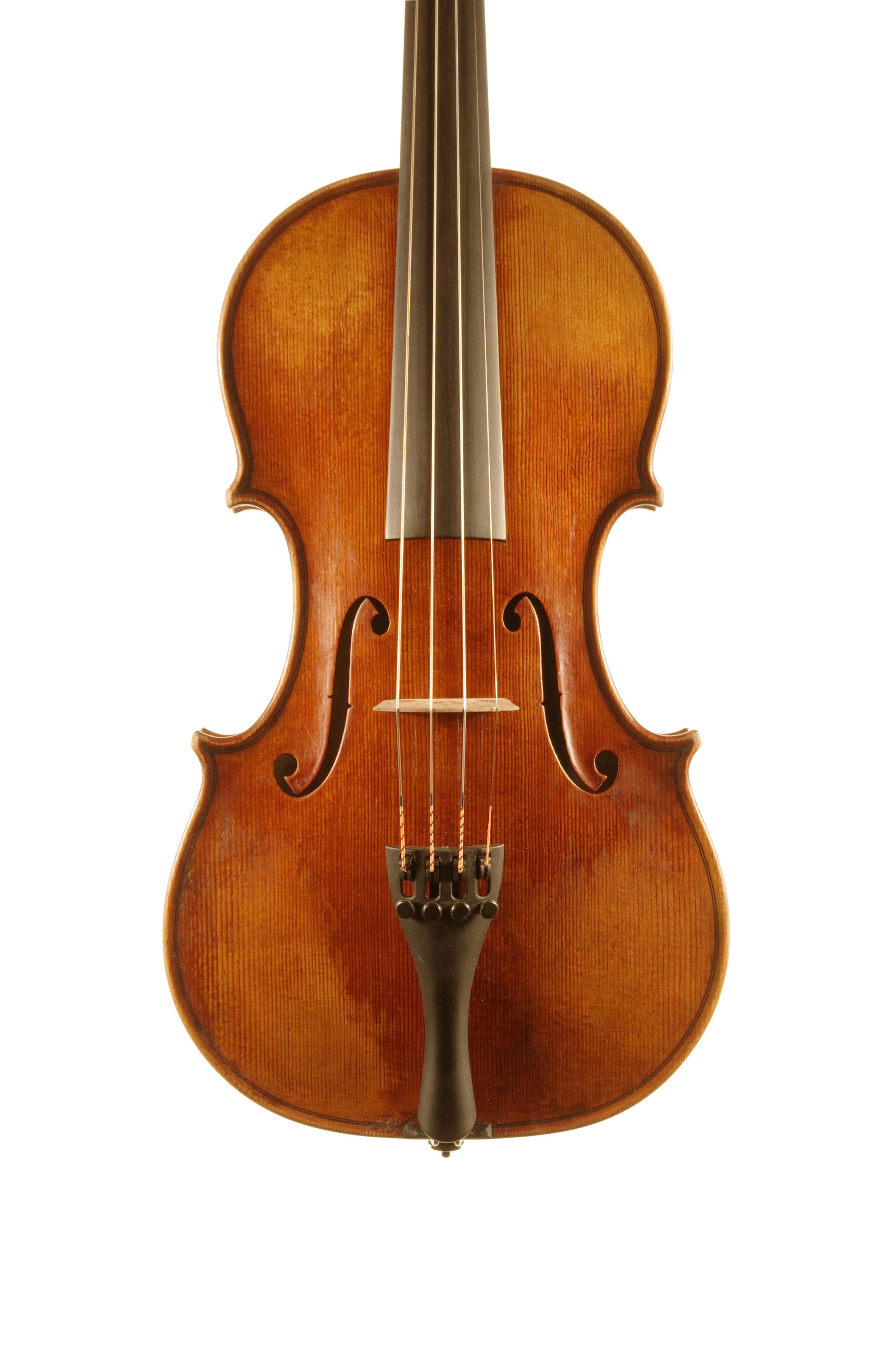 Violon - Luthier Benjamin Beugnies