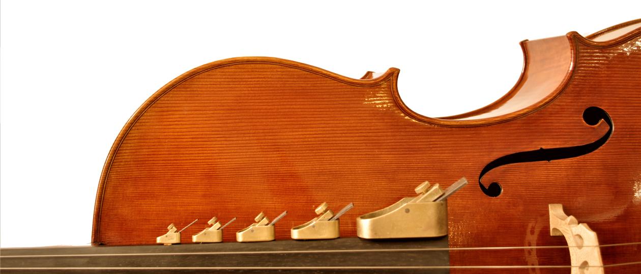 Benjamin Beugnies luthier
